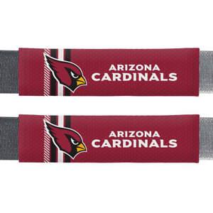 Arizona Cardinals  NFL Rally Seat Belt Pad Set of 2
