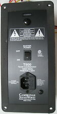 A Cambridge Soundworks T500 transformer Plate