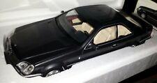 KK-Scale 1:18 Mercedes-Benz 600 SEC (C140) bouwjaar 1992 antraciet nieuw in verp