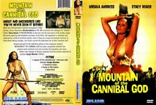 Mountain of the Cannibal God DELETED DVD Region Free 0 NTSC UNCUT UNCENSORED