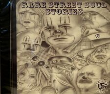 LYNWOOD SOUL 4 'RARE STREET SOUL STORIES' - 22 VA Soul Tracks