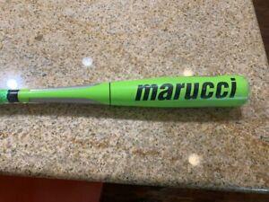 USED Marucci HEX Alloy 28/18 2 5/8 Barrel USSSA Baseball Bat