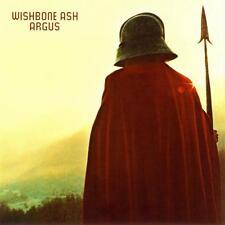 WISHBONE ASH ( NEW SEALED CD ) ARGUS ( REMASTERED + 3 BONUS TRACKS )