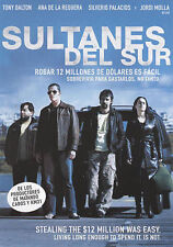 FACTORY SEALED Sultanes del Sur DVD 2010 ESPANOL Spanish Espanol Ana NEW