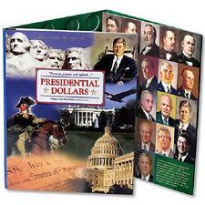 Littleton DELUXE COLOR Folder LCF36  Presidential Dollar 2007-2016