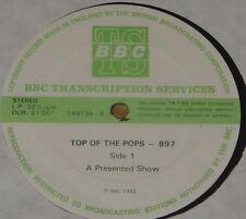 PHIL LYNOTT STRAY CATS VANGELIS DOLLAR ~ BBC TOP POPS TRANS DISC 897 LP 1982