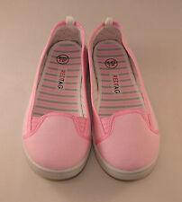 Zapatillas lona /Zapatillas de lona, color rosa, talla 3 (EUR36) rt11