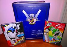 Toynami Masterpiece Voltron 20th Anniversary  Lion Force Collector Set with Film
