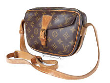 LOUIS VUITTON Jeune Fille Monogram Canvas Crossbody Shoulder Bag LS2844