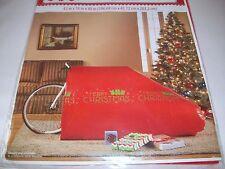 "Merry Christmas Gifts Red Giant Gift Bag Bike Big Sack Holiday 26"" Wheels"