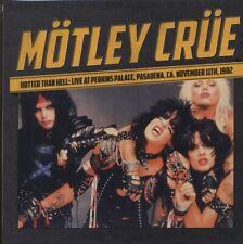 Motley Crue Hotter Than Hell LP ~ Perkins Palace ~ Ltd Ed of 500 ~ Brand New!!!