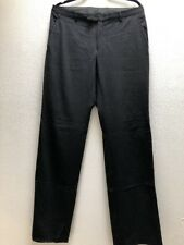 Gucci  Tom Ford   Mens Pants   Stretch Wool   Black Pin Stripe   Made In Italy