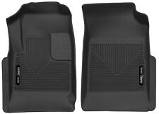 Husky Liners 53121 X-Act Contour Front Floor Mats Black 15-18 Colorado Canyon