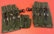 WH Elite Magazintaschen für Maschinenpistole 38/40 Paar (Repro) 2.WK 2.Weltkrieg