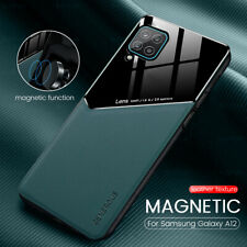For Samsung Galaxy A51 A71 A21S A12 5G Case Hybrid Magnetic Shockproof Cover