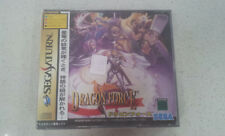 Dragon Force Sega Saturn Game NTSC-J Version New and Sealed