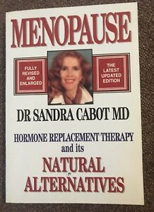 Menopause By Dr Sandra Cabot MD