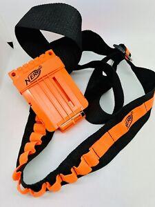 Nerf N-Strike Bandolier Shoulder Strap Dart Clip Ammo Holder 94671 94517 2009