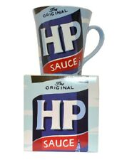 More details for hp brown sauce official boxed mug birthday christmas gift 🎁