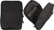 Black MOLLE Concealed Carry Travel Gun Pouch