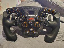 New listing Fanatec Clubsport 2020 Formula 1, F1 Steering Wheel, RARE FREE SHIP USA