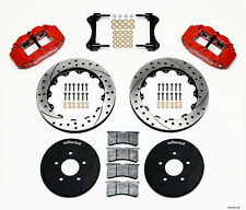 Wilwood 1994-2004 Mustang Superlite 6R Front Big Brake Kit,140-9107-D,Cobra,GT -