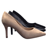 Libby Wid eExtra Comfortable Foam Pad Cushion Pointed Toe High Heel Dress Pump