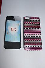 Coque Housse Etui motif vintage rétro tendance Pour IPhone 5C 5 C CASE i phone