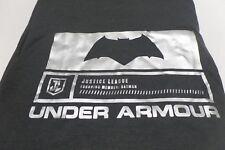 Under Armour UA Alter Ego Batman Justice League T-Shirt Gray Sz XL  1322382-019