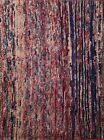 Vintage Gabbeh Abstract Oriental Contemporary Area Rug Hand-knotted Wool 2x3 ft