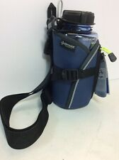 Outdoor Products 1000 ml 32 Oz Shatter Resistant Sports Bottle With Pouch &Sling