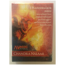MAGIC THE GATHERING - Mazzo I Planeswalker Rossi - Chandra Nalaar - Italiano