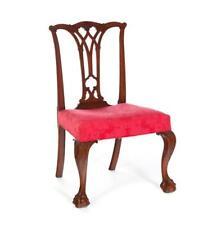 Philadelphia Chippendale Side Chair. Lot 76
