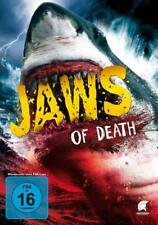 JAWS OF DEATH - JAECKEL,RICHARD/BISHOP,JENNIFER/CHANDLER,JOHN/+   DVD NEU