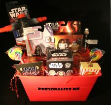 Star Wars Personalized Gift Basket