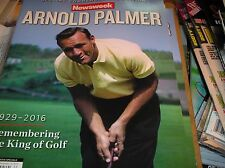 NEWSWEEK SPECIAL -  ARNOLD PALMER  commemorative edition  . great pics