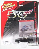 JOHNNY LIGHTNING 50TH ANNIVERSARY 1996 CORVETTE CONVERTIBLE #41/50