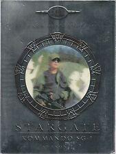 Stargate Kommando SG-1 Season 2 Hologram Deutsch Silverbox mit Nr.