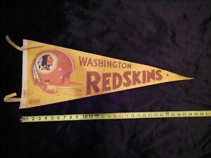 Washington Redskins Vintage Pennant