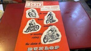 SKERRIES '100'---DUBLIN 1959---PROGRAMME---4TH JULY 1959---RARE