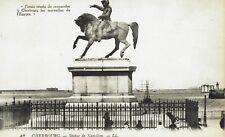 CPA -Carte postale - FRANCE -Cherbourg - Statue de Napoléon (iv 284)