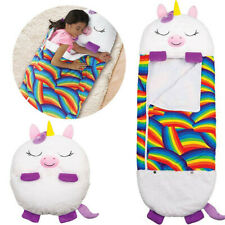 "Happy Nappers | Play Pillow & Sleep Sack Surprise 54"" Tall x 20"" Wide Ages 2-8"