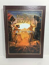 1998 Collector's Edition The Prince Of Egypt Lithograph Limited Edition