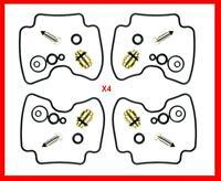 KR Vergaser Reparatur Satz Carburetor Rep Kit CAB-S16 x4 SUZUKI GSF 1200 GSX 750
