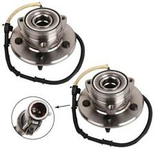 2PCS Fits Ford F-150 2000 2001 2002 2003 Front Wheel Hub Bearing Assembly 515029