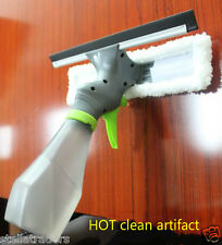 Stella Window Mirror Squeegee with Spray Cleaning Equipment Wood Glass Cleaner