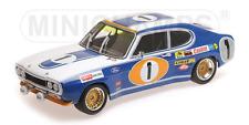 Ford Capri RS 2600 Glemser/Soler Spa 1972 1:18 Minichamps 155728511 neu & OVP