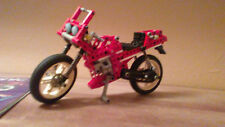 Lego Technic 8422 Circuit Shock Racer Assembled with Manual