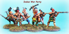French & Indian War - 200 point set of Indian War Party x 26