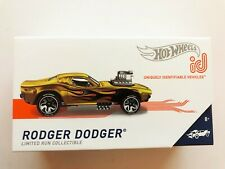 Hot Wheels ID Rodger Dodger Limited Edition FXB02-999Q Diecast 1/64